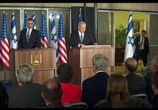 Obama, blindsided by Boehner, Snubs Netanyahu