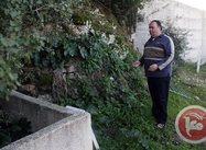 Palestinian Family must visit graves via tunnel under Apartheid Wall near Bethlehem
