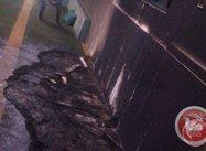 Jewish Jihad on Palestinians: Israeli Squatters burn mosque near Bethlehem
