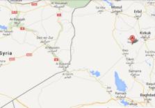 Iraq: Kurds repel ISIL/ Daesh w/ help of the Shiite Militiamen they Distrust