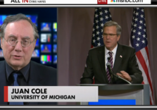 Jeb Bush on Foreign Policy:  Peddling old Iraq Myths Again