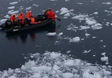 """Antarctic Ice Melt Red Flag – NASA: It's """"going way faster than anyone had thought"""""""
