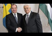 As Sweden opens Palestine Embassy, President Abbas Visits