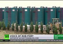 Big Oil wants N. Dakota to ease radioactive waste laws on Fracking