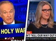 Holy War:  How Bill O'Reilly & Daesh/ ISIL Share The Same Goal