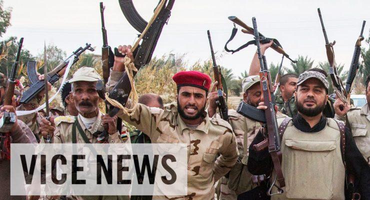 Iraqi Gov't AWOL:  It's Shia Militias vs. the Islamic State