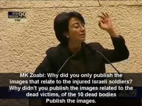 Israel bans Palestinian-Israeli Legislator Hanin Zoabi From Elections