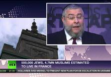 'Muslims are Jews' natural allies in Europe': Rabbi Pinchas Goldschmidt
