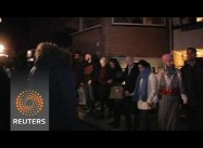 Muslims form Human Shield around Oslo Synagogue, in Solidarity with Jews after Denmark Attack