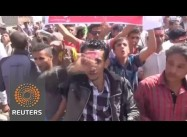 Saudi encourages Sunni Counter-Revolution against Shiite Houthi Rebels linked to Iran