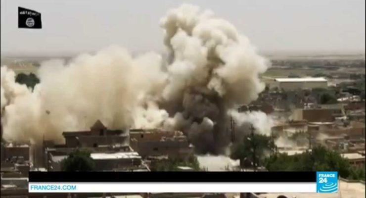 Syria:  Daesh/ ISIL takes 150 Christians Captive as 3,000 flee to Hasaka