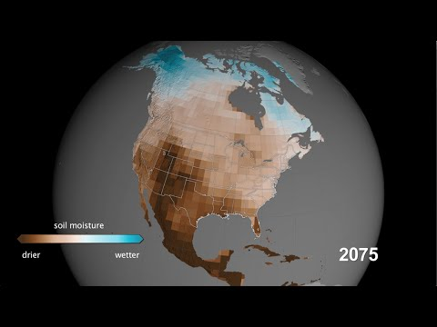 The More Coal & Oil we Burn, the worse the Southwest Megadrought