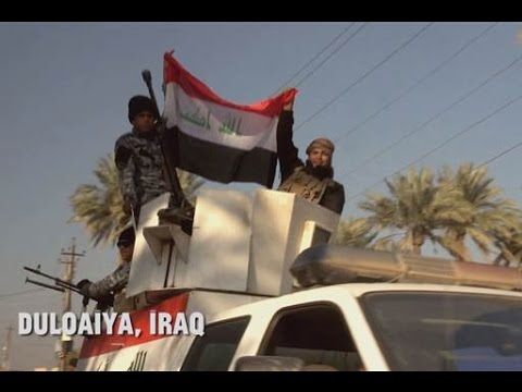 With US Tanks, are Iraq's Shiite Militias getting stronger than the Army?