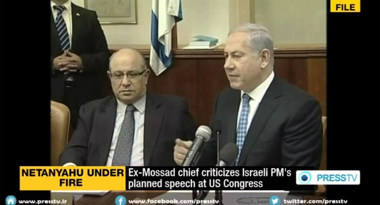 180 Frmr Israeli Security Officials to PM Netanyahu: Cancel US Speech, which pushes Iran toward Bomb