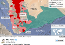 Who Has A Stake In Yemen Fight?
