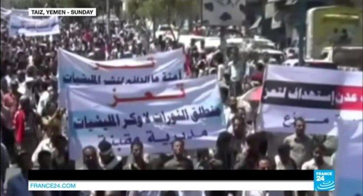 As Yemen crumbles, civilians brace for the worst