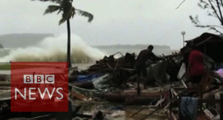 Cyclone Pam & Vanuatu's Global Warming future: Fewer but Worse Storms