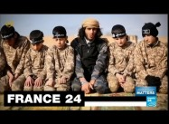 IRAQ – Child soldiers forced into combat alongside Islamic State jihadis