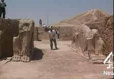 ISIS militants demolish ancient Iraqi city of Nimrud