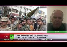 Lebanon's Shiite Hizbullah slams Saudi attack on Yemen