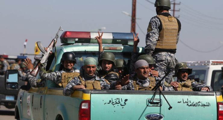 The problem with Iraq's offensive against the Islamic State