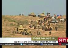 US Gen.: Iran's Role In Iraq's Fight Against Islamic State Might be Positive