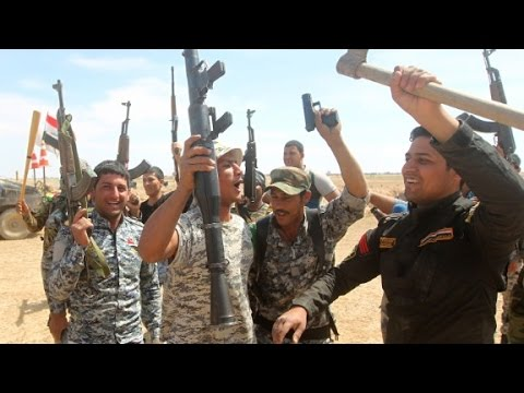 As Iran talks Progress, US, Iran forces cooperate in taking Tikrit