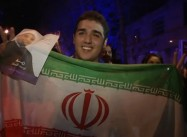 How are Iranians reacting to Nuclear Deal?