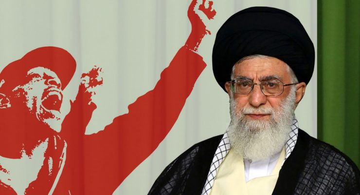 Iran's Khamenei weighs in on Baltimore: 'Hollywood-style Policing'