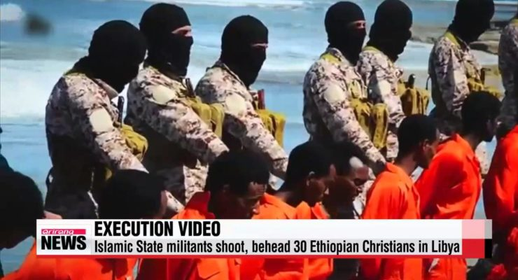 ISIL's Libya Affiliate Murders 30 Ethiopian Christians