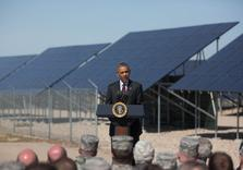 Obama to Train 75,000 Solar Workers in 5 Yrs, Including Veterans