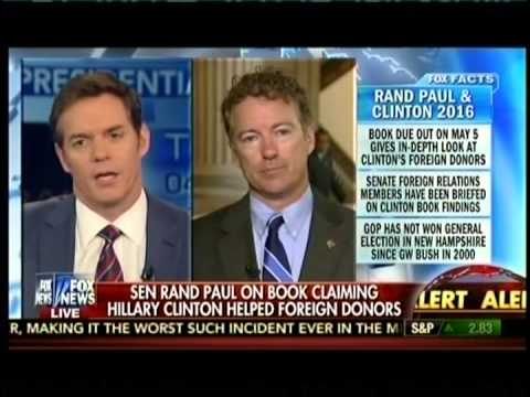 "Rand Paul: GOP Hawks are Obama's ""Lapdogs;""  McCain: Paul 'Worst Candidate'"