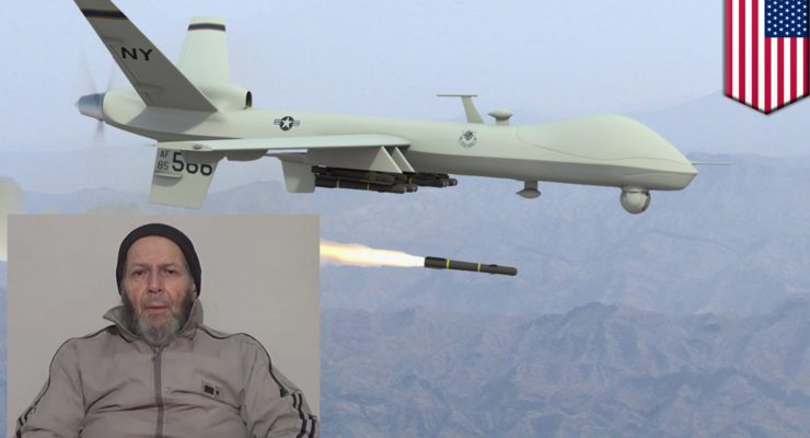 US admits it has no Idea who it is Assassinating by Drone