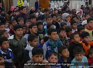 Daesh in Mosul seeks Child Soldiers, Child Suicide-Bombers
