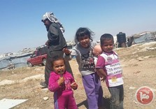 Israel plans forced evacuation of Bedouin families east of Jerusalem