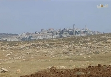 Israel Confiscates 202 Acres of Palestinian land for Squatter Settlement Garbage Dump