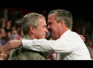 Did Jeb Bush just commit a War Crime in Justifying the Iraq War?