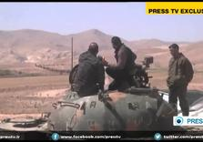 Hizbullah, Syrian Army push back al-Qaeda in Qalamoun as Christian militia mobilizes