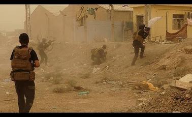 Iraq:  25,000 Shiite Militiamen gather for Battle of Ramadi