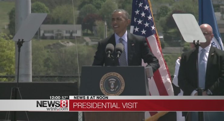 Obama: Climate change deniers endanger national security