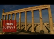 Syria: Roman Palmyra Monuments in danger as ISIL Fighters Near