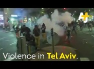 Video Shows Ethiopian-Israeli Soldier Beaten By Police – Violent Clashes In Tel Aviv
