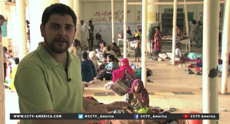 Climate Change-Driven Drought in Karachi hits Poor Hardest