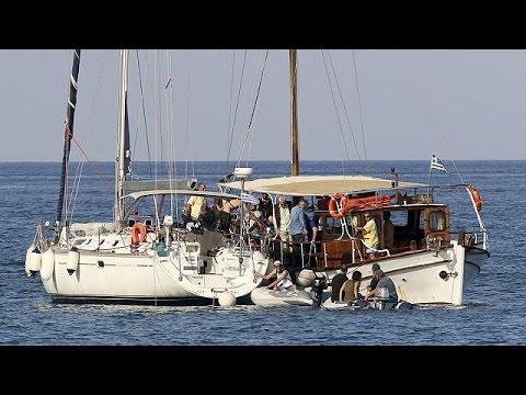 Israeli naval forces intercept Gaza Aid flotilla