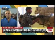 Weapons of the Wet:  ISIL/ Daesh Cuts water to Iraqi Towns south of Ramadi