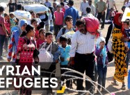 4 Million Syrian Displaced Abroad: 'Biggest Refugee Population From a Single Conflict in a Generation'