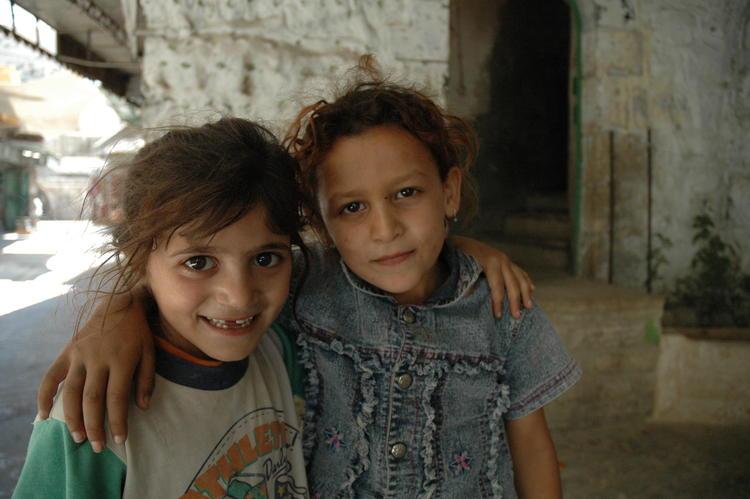 Palestinian_Children_in_Hebron