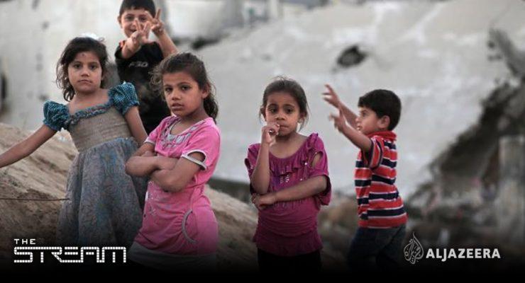 After Israeli Attack, 50% Gaza Children have PTSD, 70% have regular Nightmares