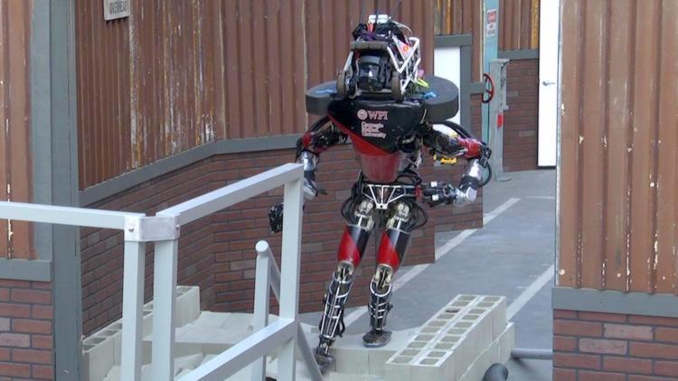 Terminator Robot in Real Life Ban Real-life Terminator