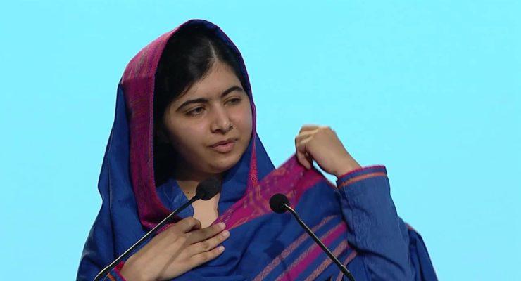 """Books, Not Bullets,"" Malala Yousafzai Urges at Oslo Summit"